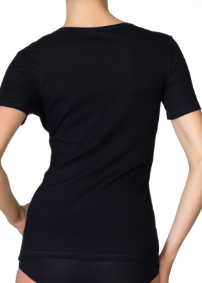 Calida Mood short-sleeve top XXS-L svart