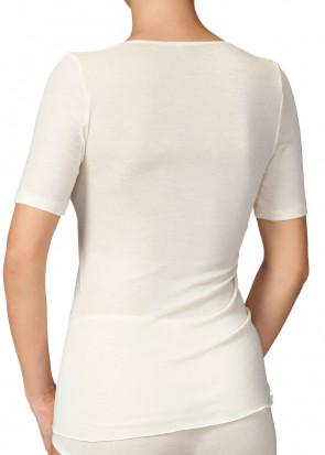 Calida Confidence short-sleeve top XS-L vit