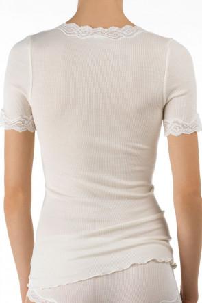 Calida Richesse short-sleeve top XS-L cream