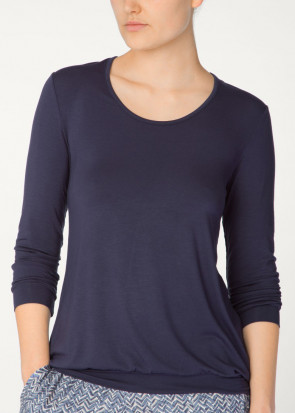 Calida Favourites long-sleeve top XS-L blå
