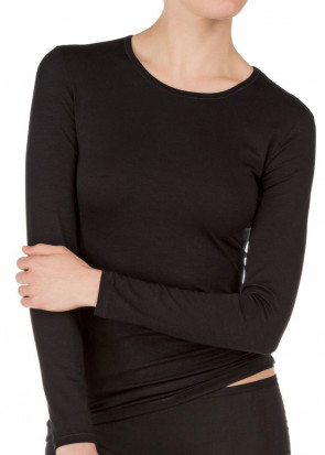 Calida Balance Långärmad tröja XS - L svart