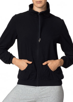Calida Favourites jacket XXS-L svart