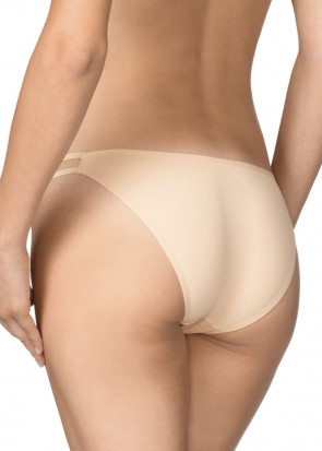 Calida Sensitive tanga trosor XS-L beige