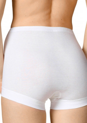 Calida Cotton 2:2 high-waist shortleg 38-48 vit