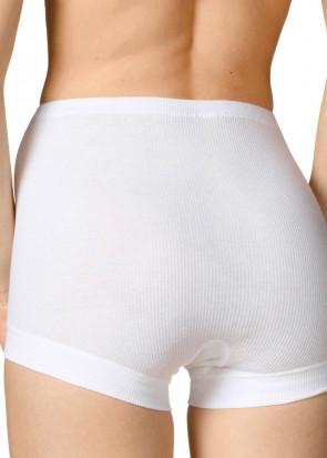 Calida Cotton 2:2 high-waist shortleg 38-48 vit