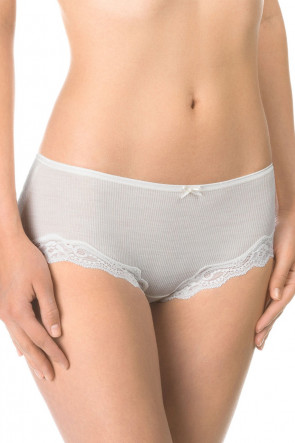 Calida Richesse Lace boxertrosa XS-M cream