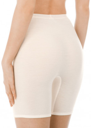 Calida True Confidence high waist mediumleg XS - L vit