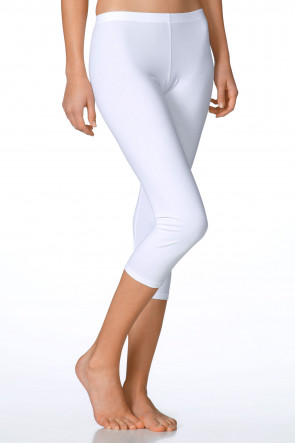 Calida Comfort 3/4 leggings XS-L vit