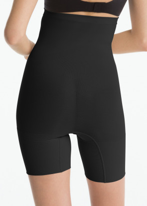 Spanx Power höga shapingshorts S-XL svart