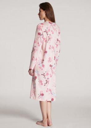 Calida Cosy Cotton Nights Nightdress XS-XL rosa