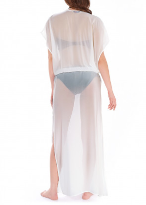 Freya Swim Diva strandklänning XS-L vit