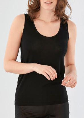 Damella linne 38-48 svart