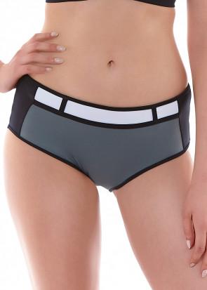 Freya Swim Bondi hög bikinitrosa XS-XL svart
