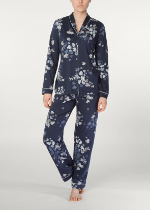 Calida Julianne pyjamas XS-L blå