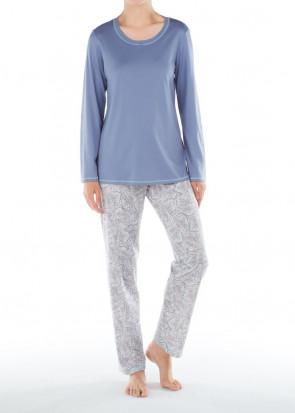 Calida Marseille pyjamas XS-L blå