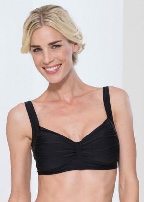 Abecita Kanters Delight mjuk bikinitop B-E kupa svart
