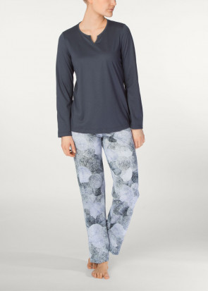 Calida Emily Pyjamas XS-L blå