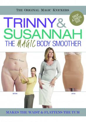Trinny & Susannah hög midja shaping underkjol S-XL svart