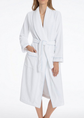 Calida After Shower Bathrobe XXS-L vit