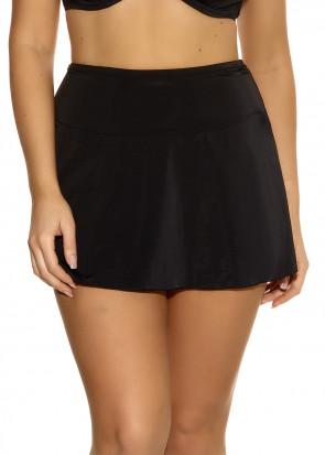 Elomi Swim Essentials bikinitrosa med kjol 48-50 svart