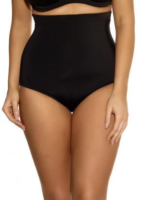 Elomi Swim Essentials brief bikinitrosa med hög midja 42-52 svart