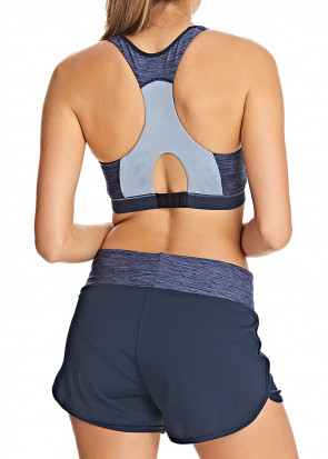 Freya Active soft sport-topp XS-XL blå