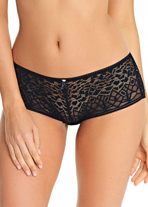 Freya Soiree Lace short trosa XS-XL Svart