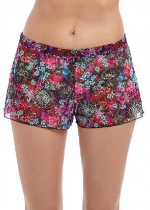 Freya Forest Song Lounge Short XS-L mönstrad
