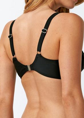 Abecita Alanya bikiniöverdel B-F-kupa svart