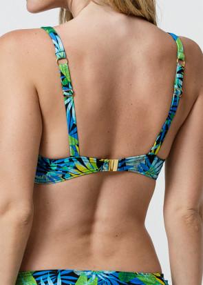 Abecita Garden Kanter's Delight bikiniöverdel B/C-D/E kupa svart/blå