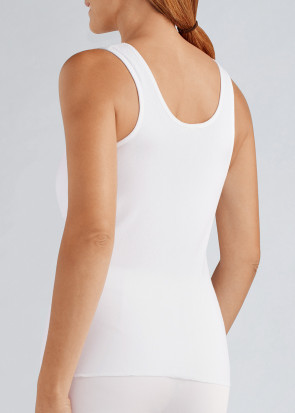 Amoena Michelle postoperativt linne XS-XXL vit