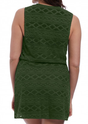 Freya Swim Sundance Strandklänning S-L grön