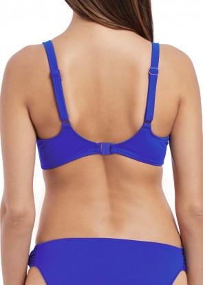 Freya Swim Macrame Bikiniöverdel D-J kupa blå
