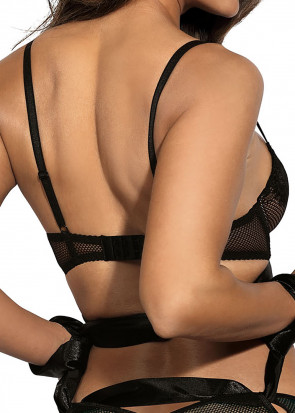 Hot Sevilla - Bandage BH Black