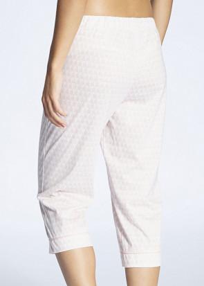 Calida Favourites Trend 3/4 pyjamasbyxa XS-L rosa
