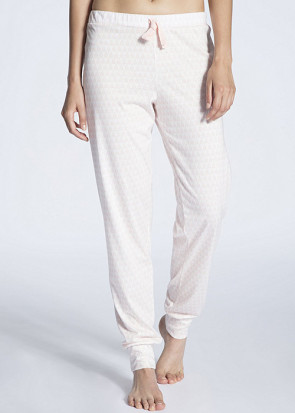 Calida Favourites Trend pyjamasbyxa XS-M Rosa