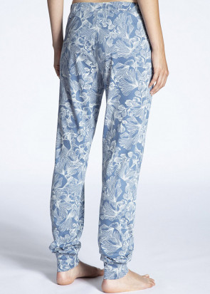 Calida Favourites Trend pyjamasbyxor XXS-L blå