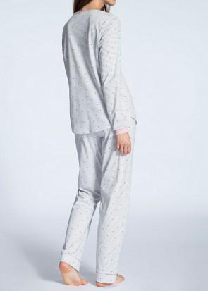 Calida Sweet Dreams pyjamas XXS-L mönstrad