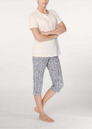 Calida Sharon pyjamas XS-L mönstrad