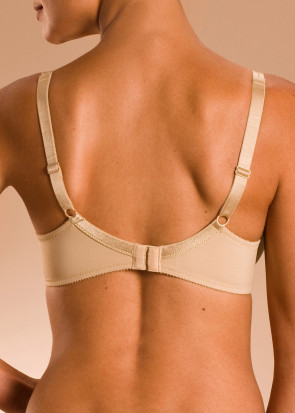 Chantelle Basic Invisible t-shirt bh A-G kupa beige