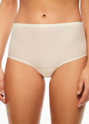 Chantelle SoftStretch brieftrosa med hög midja one size ivory