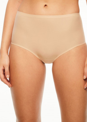 Chantelle SoftStretch brieftrosa med hög midja one size beige