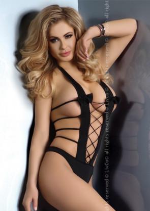 Livia Corsetti Dallas body S/M-L/XL svart