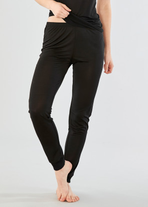 Damella leggings XS-XXL svart