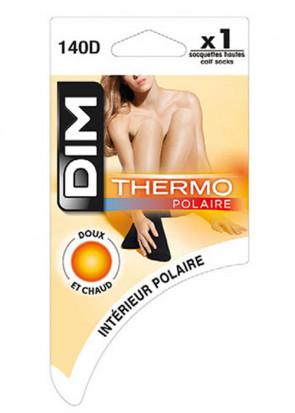 DIM Thermo-strumpor 140 Den 35/41 svart