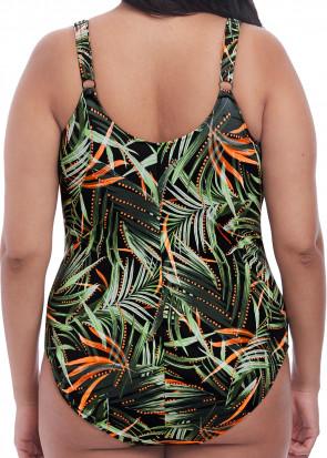 Elomi Swim Amazonia formpressad baddräkt 42-52 mönstrad