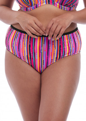 Elomi Swim Nomad bikiniunderdel brief 42-52 mönstrad