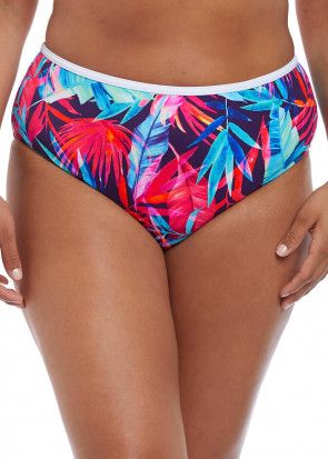 Elomi Swim Paradise Palm bikiniunderdel brief 42-52 multi