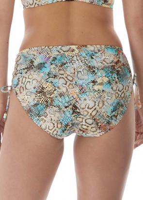 Fantasie Swim Manila bikiniunderdel justerbar brief XS-XL mönstrad