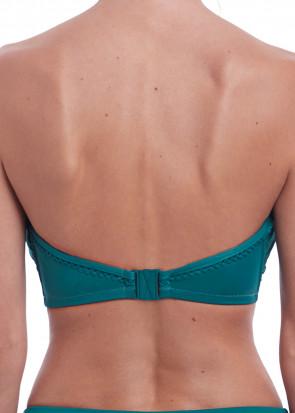 Fantasie Swim Marseille bikiniöverdel bandeau D-I kupa grön